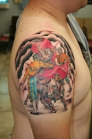 bull_fight_tattoo_by_bran-2