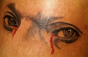 bleeding_eye_tattoo