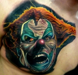 clowntattoo