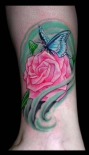 rose-butterfly