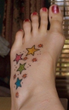 star-cluster-tattoo-on-foot