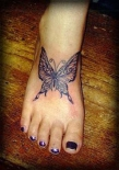 foot_free_butterfly_tattoo_designs_for_women