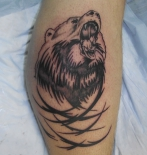 tribal-bear-tattoo