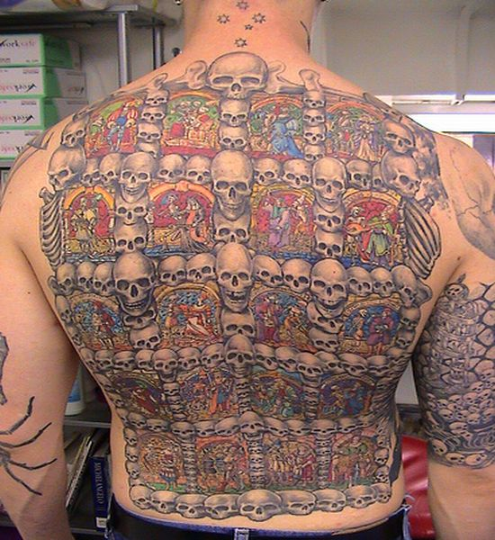 dangers of tattooing