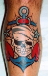 anchor-skull-tattoo