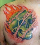 fire-skull-tattoo-63132