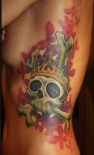skull-tattoos-on-side-body