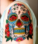 sugar-skull-tattoo-dia-de-muertos-tattoo