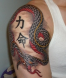 japanese-snake-tattoo